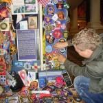 Die kleine Kirche gegenüber von Ground Zero, die zu einer Art Gedenkstätte geworden ist.<br>© FF Stellingen<br