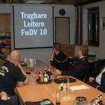 Foto: Dieter Eschweiler © 2007 - Präsentation des Schulungsfilmes bei den Bereichsausbilder-Sprechern am 23.01.2007 in Berne
