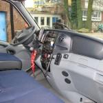 Beifahrerseite m. Doppelsitzbank (c) MT