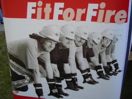 Der Aufhänger: die Aktion der Feuerwehr-Unfallkasse Nord
