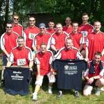 Die Mannschaft der erstplazierten FF Billstedt-Horn