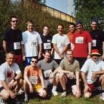 Die Mannschaft der drittplazierten FF Rönneburg