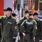 Die Polzei riegelt die Einsatzstelle ab