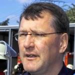 Landesfeuerwehrarzt Dr. Stefan Oppermann zeichnete für die Durchführung der Lehrgänge verantwortlich