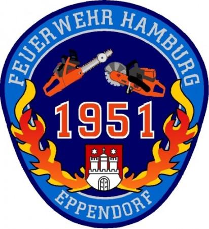 Fahrzeugwappen HLF 24/19: Rettungssäge und Trennschleifer