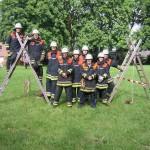 Die Mannschaft der FF Lemsahl-Mellingstedt