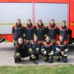 Die Mannschaft der FF Duvenstedt