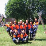Die Mannschaft der JF Volksdorf