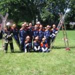 Die Mannschaft der JF Duvenstedt