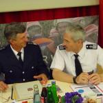 LBF Hermann Jonas im Gespräch mit Amtsleiter Klaus Maurer