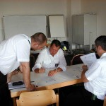 Auswertung der Prüfungsergebnisse beim 1. Teil