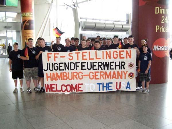 Mehr als 230 Bilder im Reise-Tagebuch auf www.ff-stellingen.de