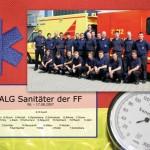 Dieses Gruppenfoto schmückt zukünftig die Gänge der LFS ©Jahn/Sturm