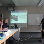 Ein Lehrgespräch zum Thema Patientengerechte Rettung aus PKW