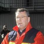 Feuerwehrarzt Dr. Stefan Oppermann war verantwortlich für den reibungslosen Ablauf des gesamten LNA / OrgL - Lehrganges am IfN