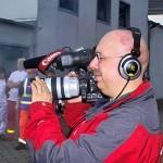Für die Arbeitsgruppe Medien und Kommunikation war Thomas Schwarz an der LFS und hielt die Übungen für Ausbildungszwecke mit der Kamera fest