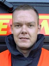 Der ehemalige Wehrführer der FF Blankenese Dr. Markus Cichon