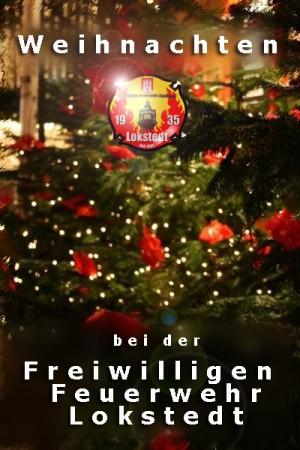 Weihnachten bei der feuerwehr lokstedt freiwillige feuerwehr hamburg - Weihnachtsbaumverkauf hamburg ...
