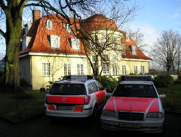 Der Kupferhof (Hauptgebäude)  - Foto: Dieter Frommer