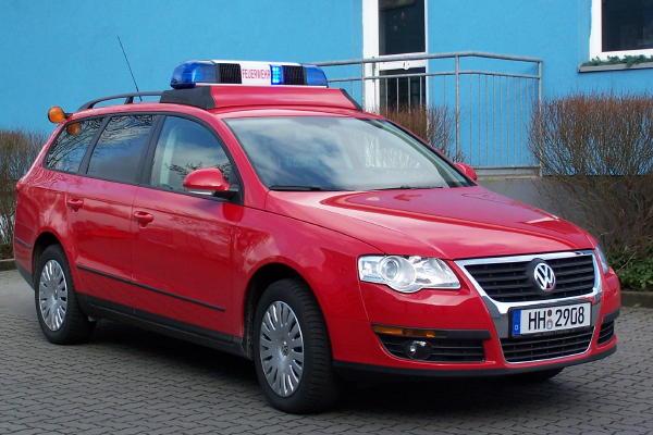VW Passat Variant, 2 Fahrzeuge für die Vertreter des Landesbereichsführers, LBF/V-N und LBF/V-S
