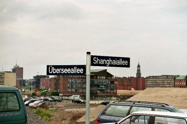 Blick Richtung Innenstadt / Foto: Fro