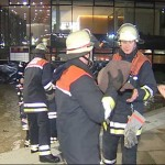 Hochwasserschutz in der Hafencity ©Nonstopnews.de