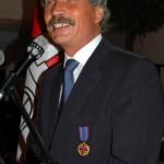 Senator Nagel bedankte sich für die Auszeichnung