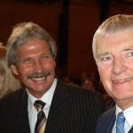 Innensenator Udo Nagel und Bundesinnenminister a.D. Otto Schily