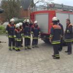 Einsatz für die Freiwillige Feuerwehr Altengamme: FEUY, eine Person wird vermisst! ©F 2956