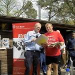 Jan Penner für die FF Öjendorf