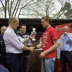 Platz 2 ging wie 2007 wieder an die FF Osdorf