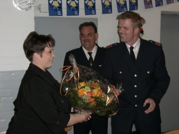 Karsten Dabelstein bedankte sich auch bei der Ehefrau ©L. Rieck