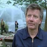 Bereichsführer Bernd Nohdurft leitete den Einsatz mit 3 Freiwilligen Feuerwehren