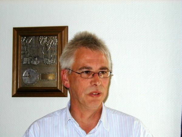 Wehrführer a.D. Jens Albers