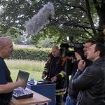 Thomas beim NDR Interview