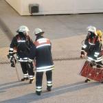 Vor zur Menschenrettung und Brandbekämpfung