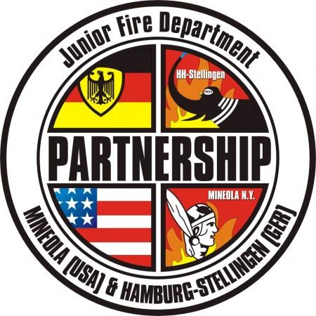 Seit dem Jahr 2006 besteht eine Partneschaft zwischen den Wehren Hamburg-Stellingen und Mineola, New York.