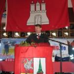 Dr. Stefan Schulz, Staatsrat der Innenbehörde