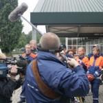 Der Norddeutsche Rundfunk berichtete im Hamburg Journal über den gemeinsamen Übungstag der beiden Jugendfeuerwehren.