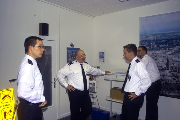 Das Team von Feuerwehr-hamburg.de
