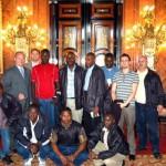 Gruppenfoto im Kaisersaal