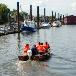Das letzte Team sticht in See
