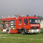 Gerätewagen Gefahrengut der FF Verden.