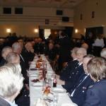 Viele Mitglieder der Ehrenabteilungen folgten auch in diesem Jahr der Einladung des Landesbereichsführers Hermann Jonas