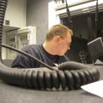 Erstmalig konnte die FF Osdorf den neuen GW-FM als Leitstelle nutzen.