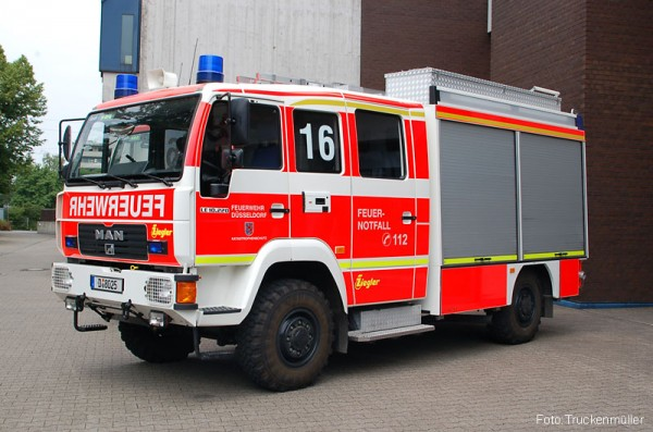Vergleichsfahrzeug: Löschgruppenfahrzeug für den Katastrophenschutz - Quelle: Truckenmüller