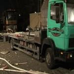 Zwei Lkw wurden beschädigt. Quelle: www.nonstopnews.de