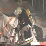 Arbeiten am zerstörten Schiff. Quelle: www.nonstopnews.de