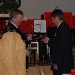 ...gratulierten auch LBFV/S Werner Burmester... ©T. Klingwort