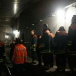 Immer wieder weisen die Notfallmanager auf Besonderheiten hin. (©Graevell)